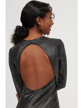 Schimmerndes Bodycon Kleid by H&M