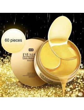 60pcs Gold/Seaweed Collagen Eye Mask Face Anti Wrinkle Gel Sleep Gold Mask Eye Patches Collagen Moisturizing Eye Mask Eye Care by Ali Express.Com