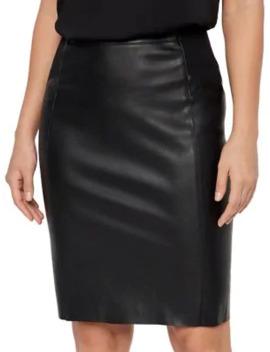 Buttersia High Waist Skirt by Vero Moda