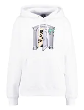 Mausoleum   Hoodie by Obey Clothing