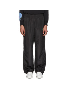 Black Logo Lounge Pants by Resort Corps