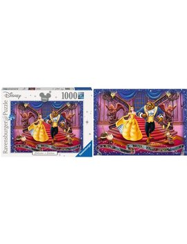 Disney 1000pcs Puzzle   Beauty &Amp; The Beast by Ravensburger