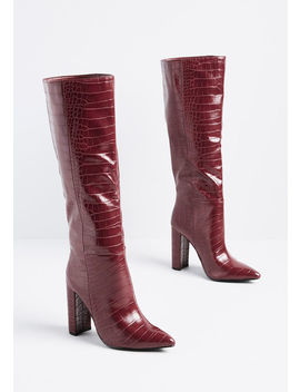 Vogue Victory Boot by Modcloth