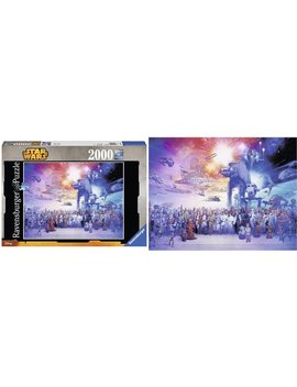 Star Wars Universe (2000 Pc Puzzle) by Ravensburger