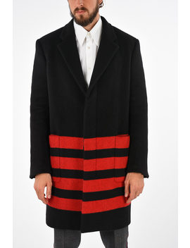 205 W39 Nyc Wool Coat by Calvin Klein