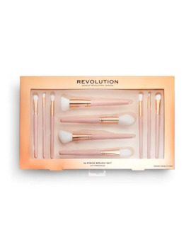 Revolution 10 Pack Brush Set by Superdrug