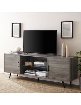 Garrity Tv Stand For T Vs Up To 78 Inches by George Oliver