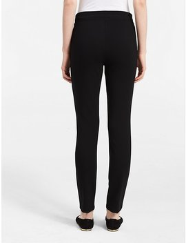Power Stretch Seamed Compression Leggings by Calvin Klein