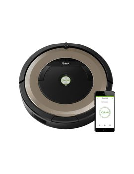 I Robot Roomba 891   Vacuum Cleaner   Robotic   Bagless   Champagne by I Robot