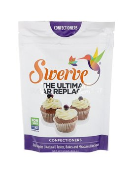 Swerve, The Ultimate Sugar Replacement, Confectioners, 12 Oz (340 G) by Swerve