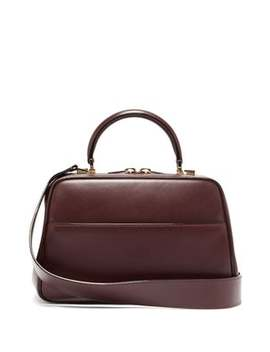 Serie S Medium Smooth Leather Shoulder Bag by Valextra