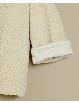 Pullover In Lammfelloptik Damen   Kleidung   Kleidung   Schlafzimmer by Zara Home