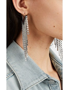 Crystal Chandelier Earrings by Isabel Marant