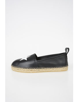 Leather Espadrillas by Givenchy