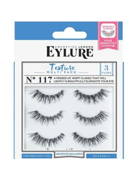Eylure Multipack Strip Lashes   Texture No.117 by Superdrug
