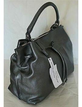 Alberta Di Canio Malaga Italian Leather Bag Purse Made In Italy New by Alberta Di Canio