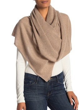 Cashmere Long Scarf by Portolano