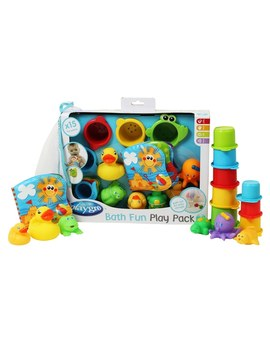 Playgro Bath Fun Gift Pack by Smyths