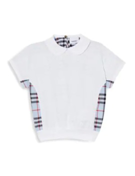 Little Girl's & Girl's Della Tee by Burberry