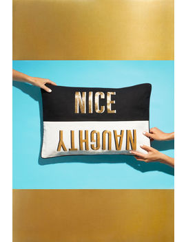 Hand Embroidered Cushion Cover by H&M