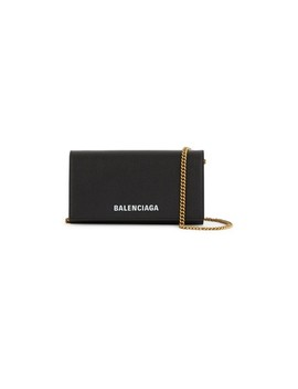 Calf Skin Leather Wallet by Balenciaga