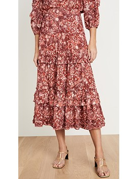 Amalia Skirt by Ulla Johnson