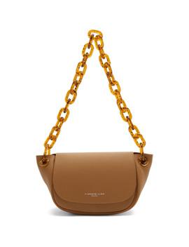 Tan Bend Bag by Simon Miller