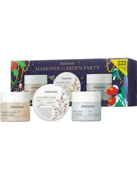 Garden Party Night Time Set by Mamonde