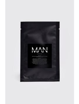 Man Kiwi Sheet Face Mask by Boohoo