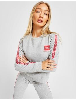 Calvin Klein Underwear Repeat Logo Crew Sweatshirt by Calvin Klein Underwear