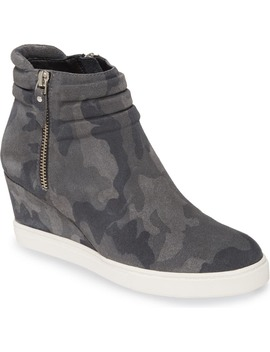 Frieda Wedge Bootie by Linea Paolo