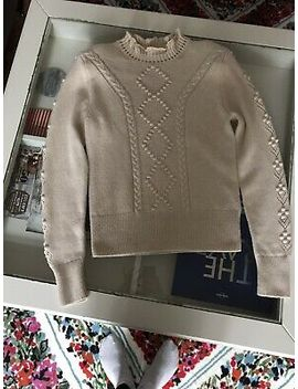 & Other Stories Cable Knit Bobble Jumper by Ebay Seller
