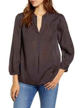 Rami Peasant Top by Lucky Brand