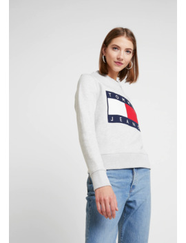 Flag Crew   Sweatshirt by Tommy Jeans