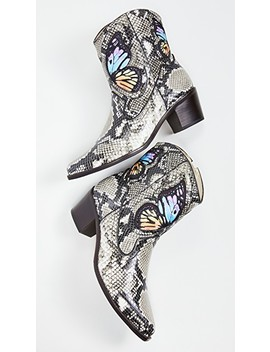 Shelby Cowboy Boots by Sophia Webster