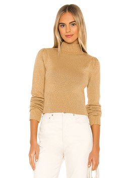 Nino Sweater In Camel by Majorelle