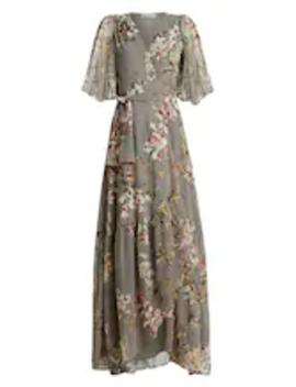 Suknia Balowa   Krój Dopasowany W Talii by Hope & Ivy Tall