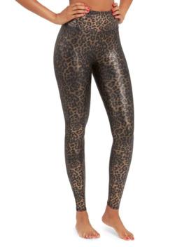 Shine Printed Leggings by Spanx