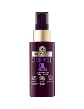 Aussie 3 Miracle Oil Mega For Normal To Fine Hair 100ml by Aussie