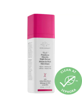 T.L.C. Framboos™ Glycolic Resurfacing Night Serum by Drunk Elephant