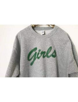 Girls Crewneck Sweatshirt, Friends Tv S How Sweater, Friends Sitcom, G Irls Crewneck Pullover Sweater, Bff Crewneck Sweatersm by Etsy