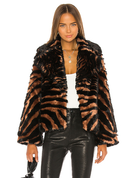 Madam Purr Jacket by Unreal Fur