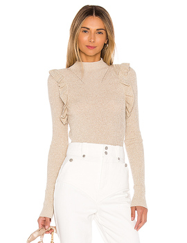 Annie Sweater In Ivory by Majorelle