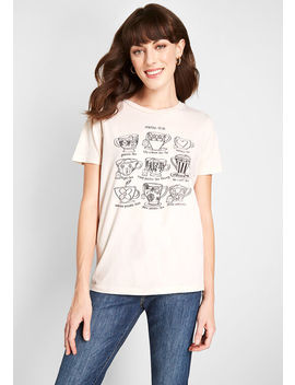 Positivi Teas Graphic Tee by Modcloth