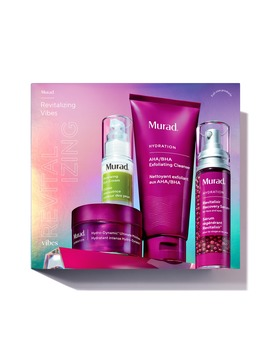 Revitalizing Vibes Exfoliate + Revive + Hydrate Set by Murad®