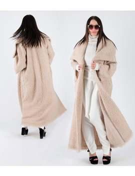 Wintermantel, Wollmantel, Plus Größe Kleidung, Lange Mantel, Lose Stricken Mantel, Warmer Mantel, Plus Größe Mantel, Wolle Kleidung, Boho Mantel Ve0508 Wk by Etsy