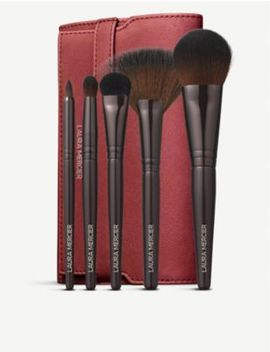 Luxe Brush Collection Set Of Five by Laura Mercier