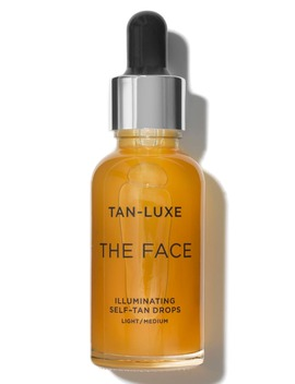 The Face Illuminating Self Tan Drops by Tan Luxe