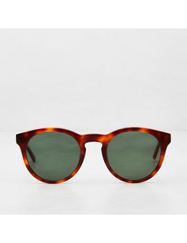The Shake Appeal Sunglasses, Polarized Havana Tortoise by Crap Eyewear