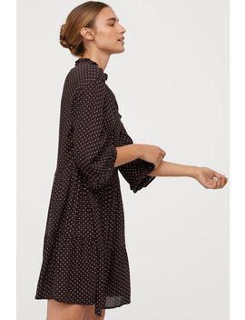 Široké šaty by H&M